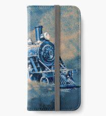 Night Train  iPhone Wallet/Case/Skin