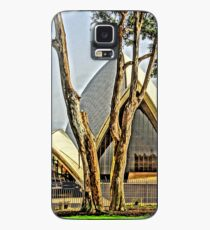 The tree in the yard next door Case/Skin for Samsung Galaxy