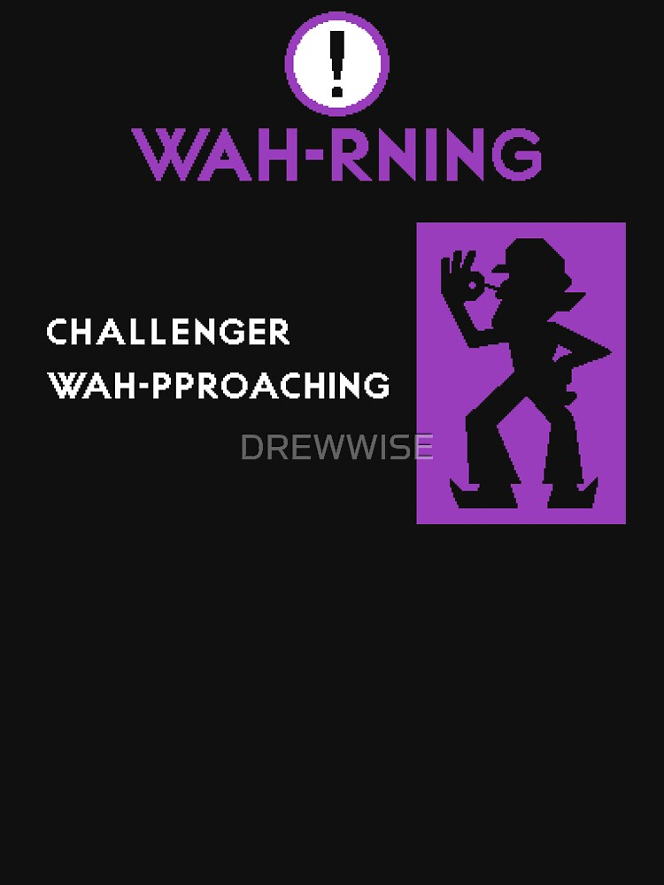 WAH-RNING by DREWWISE