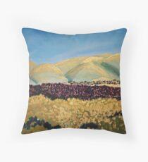 Spring Hills Throw Pillow