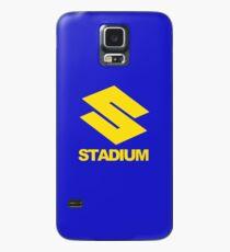 Funda/vinilo para Samsung Galaxy STADIUM//blue