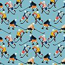 Hockey by Janine Lecour
