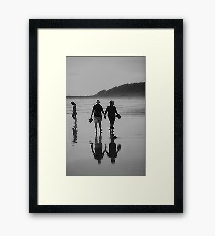Looking - Found Framed Print