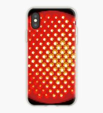 And the red lights... iPhone Case