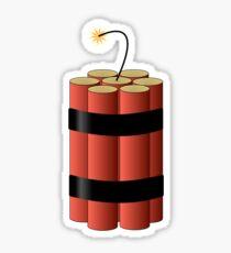 Dynamite by Chillee Wilson Sticker