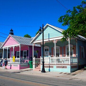 Key West Pastels by susanne49