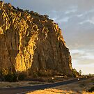 Golden Hour on the Acoma Reservation by Mitchell Tillison