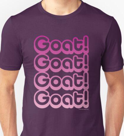 Goat! Goat! Goat! Goat! T-Shirt