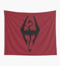 Tela decorativa Logotipo de la bandera imperial de Skyrim