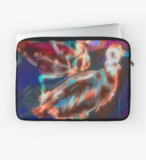 Abstract Duck Laptop Sleeve
