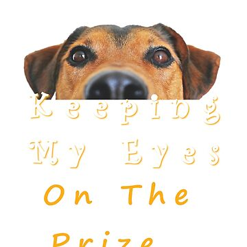 The Dog Eyes T-Shirt by jackmanlana