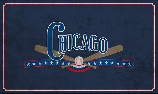 Chicago Baseball by scbb11Sketch