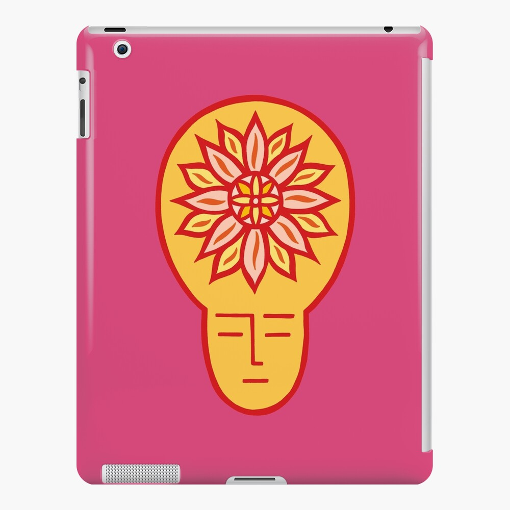 For the flower people iPad Case & Skin
