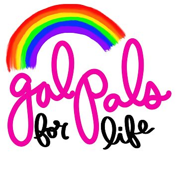 Gal pals for life by Empaddon