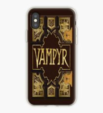 Vampirbuch iPhone-Hülle & Cover