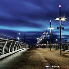 Partick Expressway Bridge - Glasgow by Daniel Davison