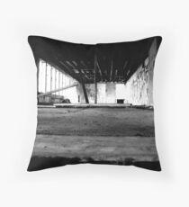 Demolition 4 Throw Pillow