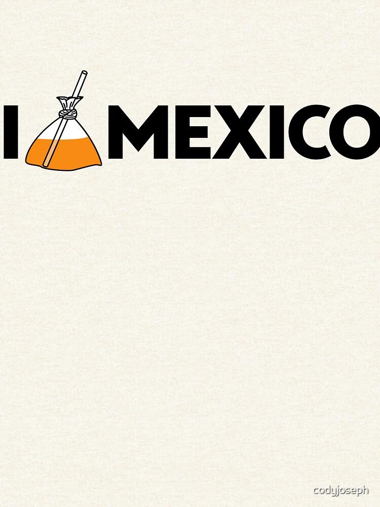 I Love Mexico - Jugo by codyjoseph