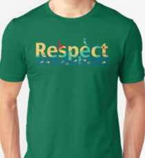 Respect our planet T-Shirt
