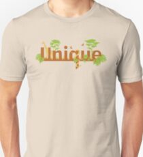 Unique planet safari design Unisex T-Shirt