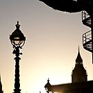 Dusk in Westminster by Nando MacHado