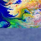 « Magie abstraite 46 » par Fleuressenceart