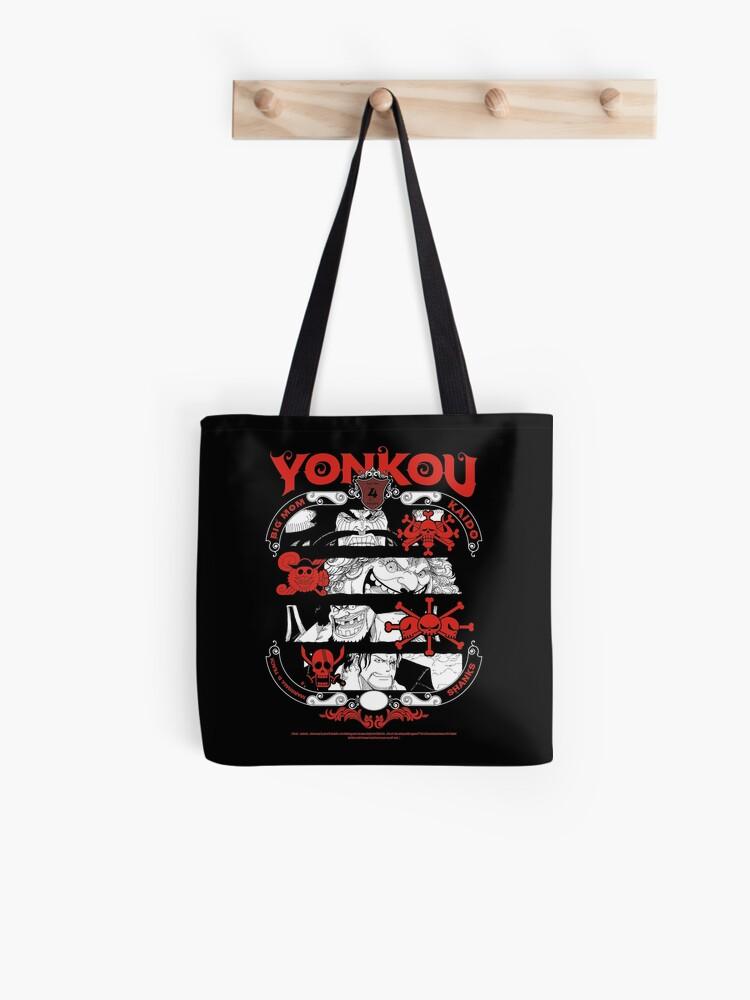 Yonkou Big Mom Kaido Shanks Teach #2 | Tote Bag