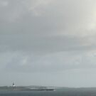 Distant Lighthouse by Jennifer Chan