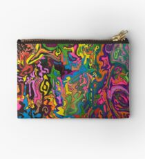 Two Others Feelings Encountering Each Other Studio Pouch