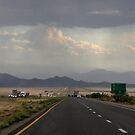 Driving the I-10 by Jennifer Chan