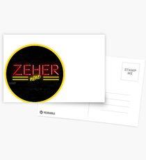 USC ZEHER 9.0 Postcards