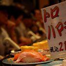 Sushi-Go-Round by Jennifer Chan