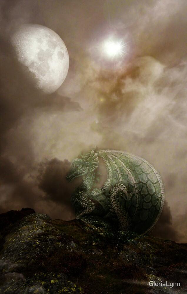Earth Dragon by GloriaLynn