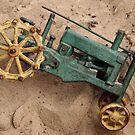 Sandbox Treasures by Jennifer Chan
