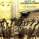 Life in Tombstone by Jennifer Chan
