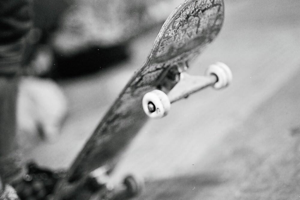 Vintage Skateboard film picture by Alexandre Bersia