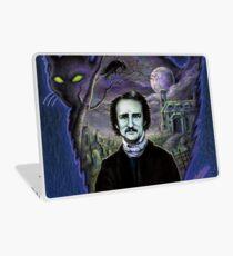 Edgar Allan Poe Gothic Laptop Skin
