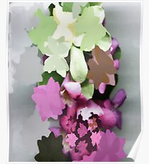 BUTTERFLY CORSAGE Poster