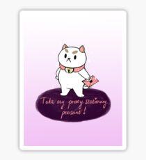 PUPPYCAT Pretty Stationary Sticker
