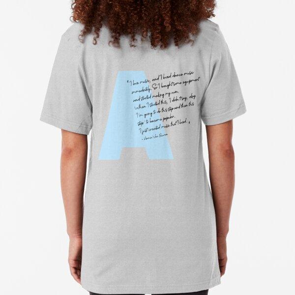 A Tribute to Armin Van Buuren Slim Fit T-Shirt