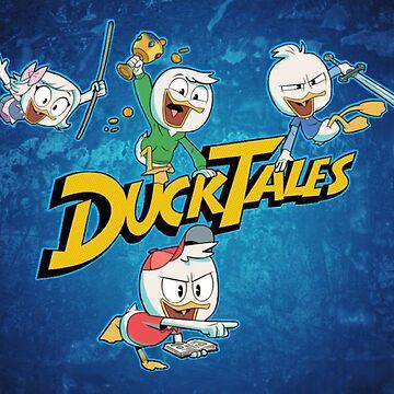 Explorers Of DuckTales  by Italianricanart