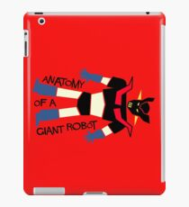 Anatomy of a Giant Robot iPad Case/Skin
