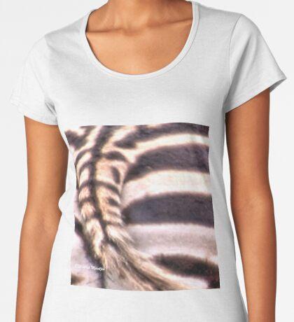 ZEBRA IDENTIDY Women's Premium T-Shirt
