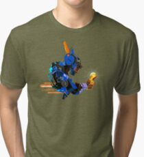 I am Chappie Tri-blend T-Shirt