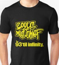 Camiseta unisex 93 hasta