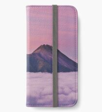 Through the Clouds iPhone Wallet/Case/Skin