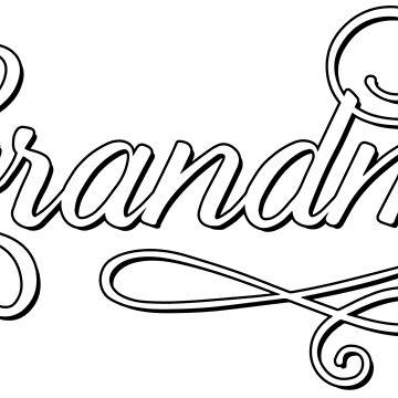 Grandma - grandmother by Skullz23