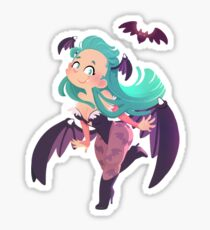 Morrigan Aensland Sticker