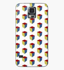 The Rubik's Cube Case/Skin for Samsung Galaxy