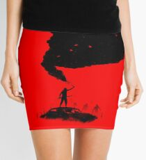 SOS Mini Skirt